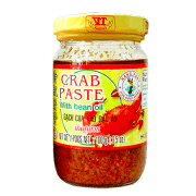 CRAB paste with bean oil 100