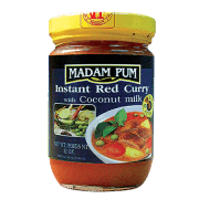 RED CURRY + COCONUT MILK 200